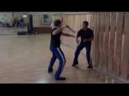 Couteau Yoseikan Budo (suite) - du Kata au combat libre par JF DEMOULIN(2/2)